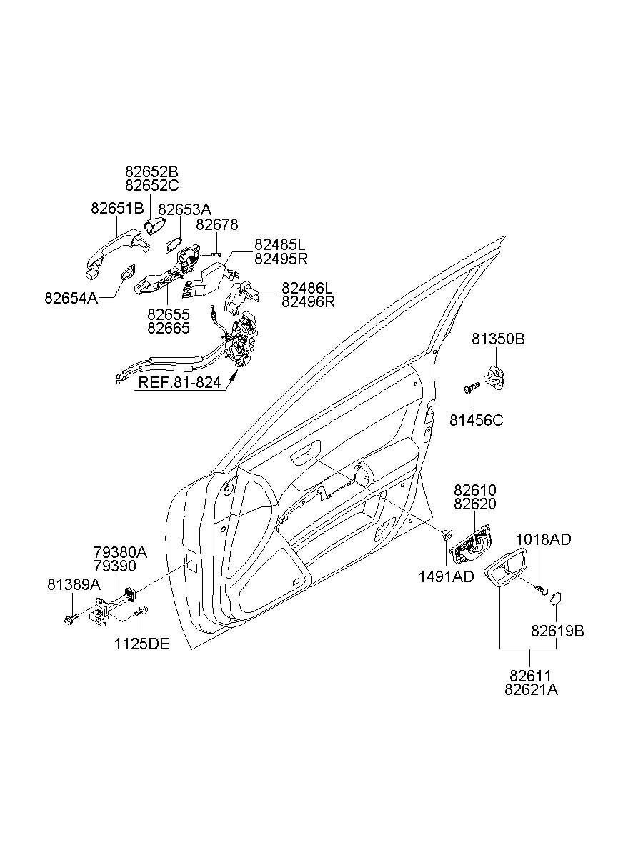Hyundai Sonata Base Assembly