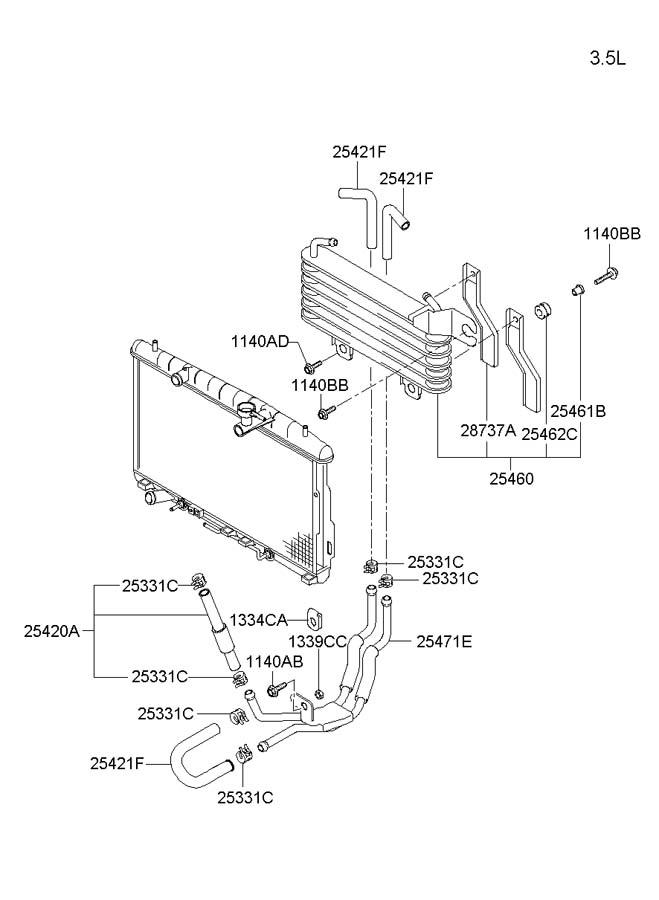 service manual  2012 hyundai elantra tranmission cooling