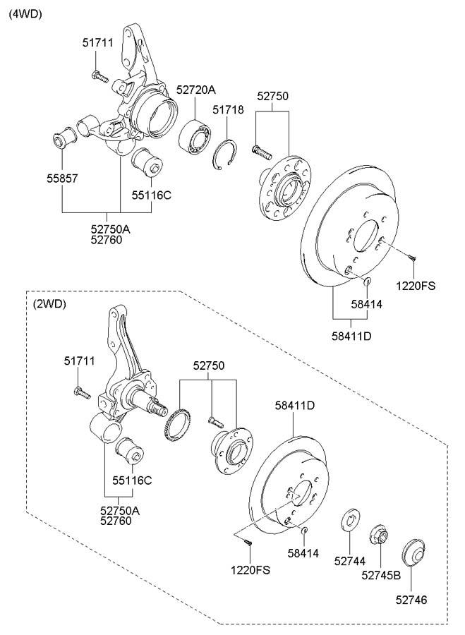 Hyundai Part Diagram
