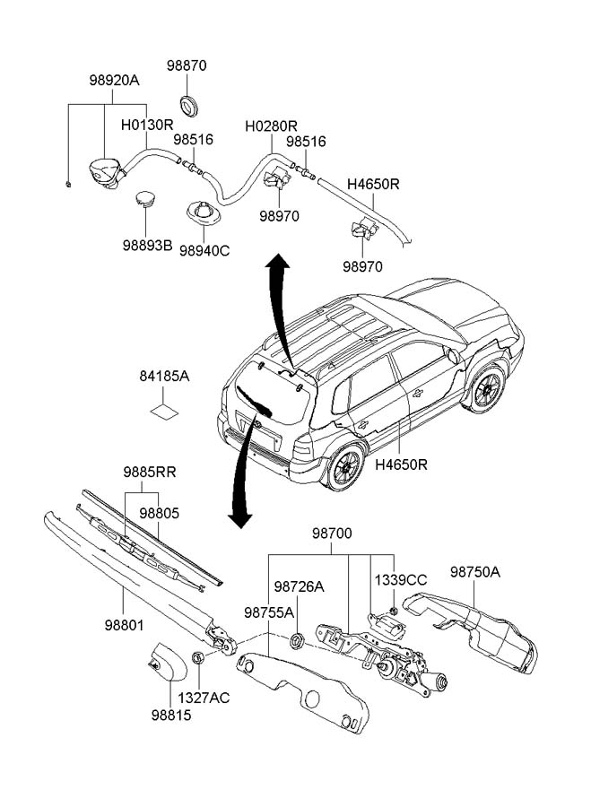 2015 toyota rav4 exhaust diagram