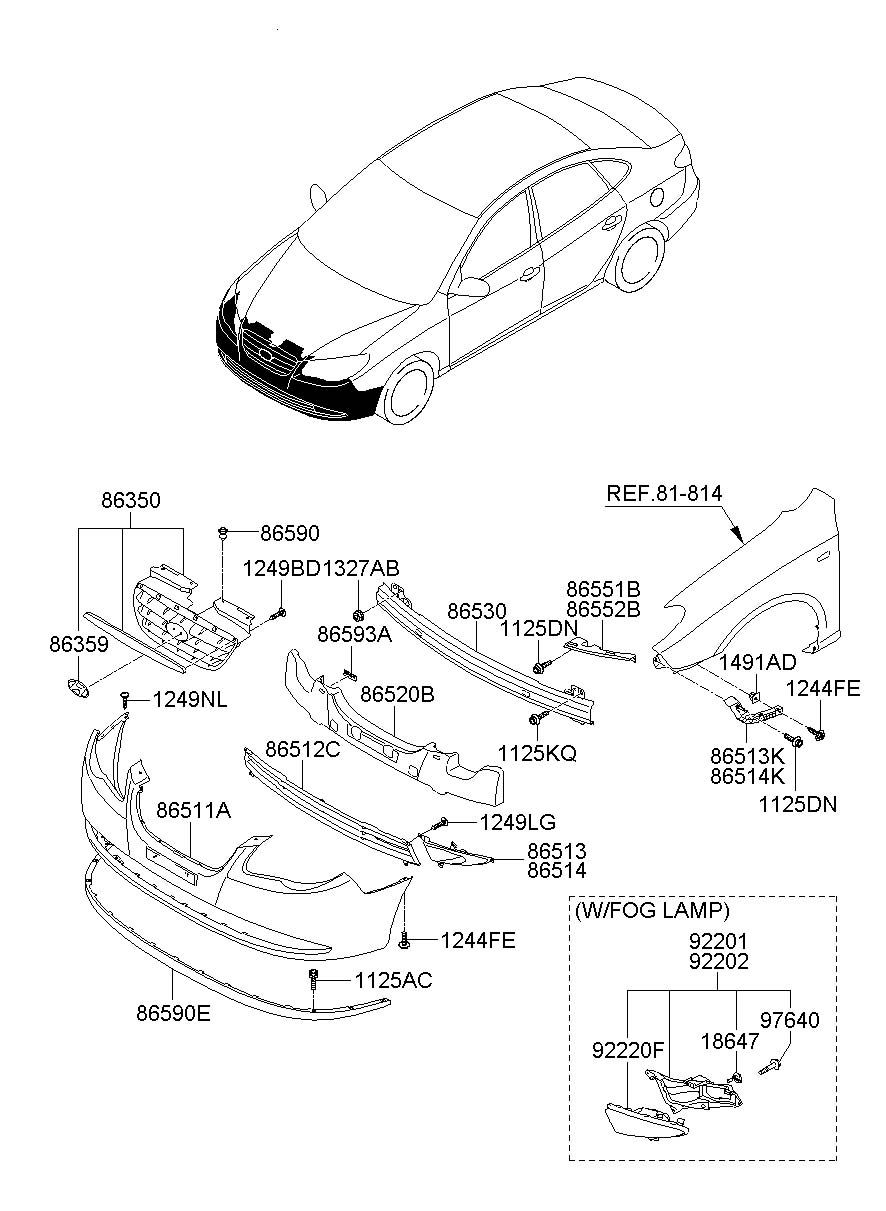 hyundai elantra parts diagram  hyundai  free engine image