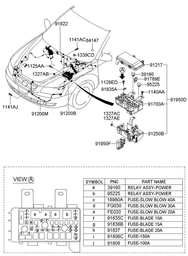 9187038110 hyundai alternator diode diode  2p  280mini