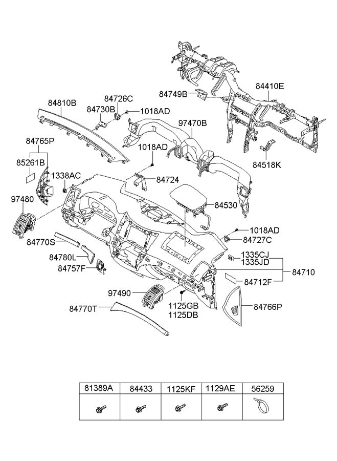 8453539000 - Hyundai Guide