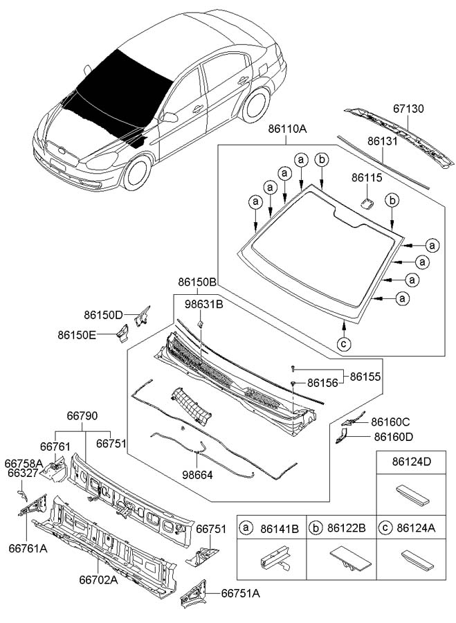 931103k000 - Hyundai Switch Assembly