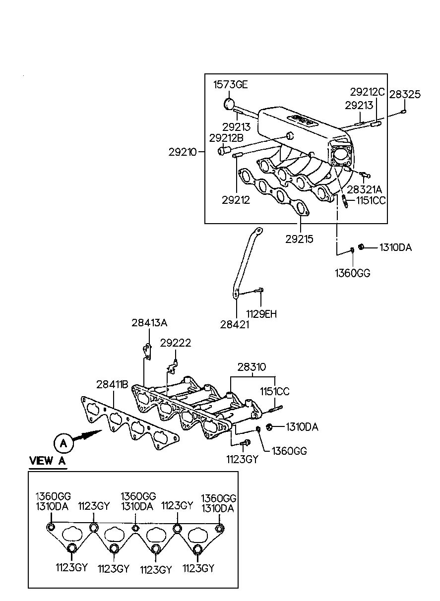 2009 hyundai accent intake diagram html