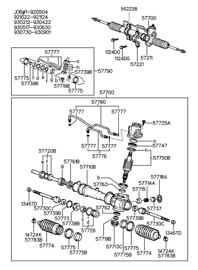 5779222000 - Hyundai Rubber