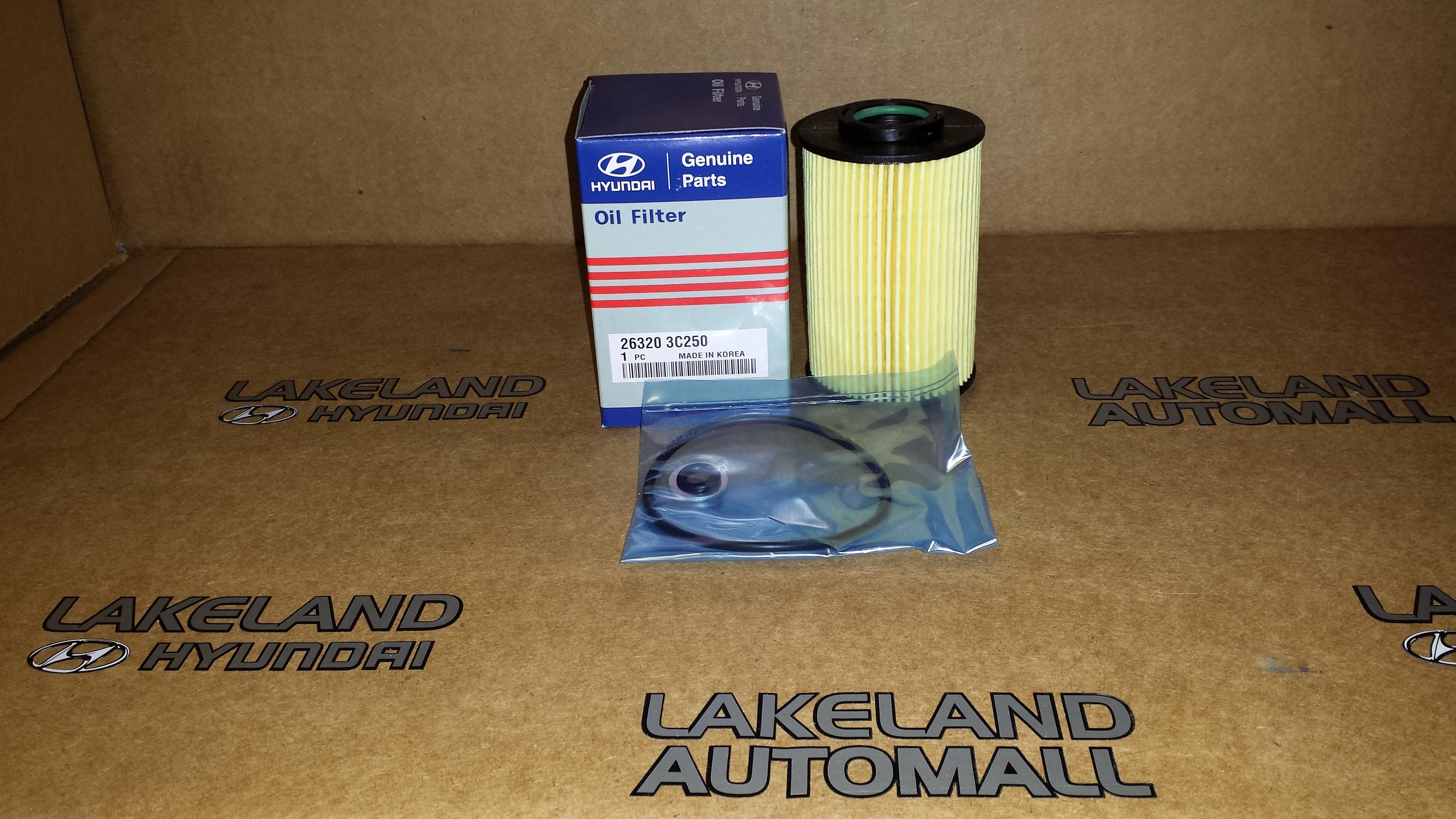 263203C250  Hyundai Service kit     oil       filter      2    pack of 30  Filters   Wholesale Hyundai
