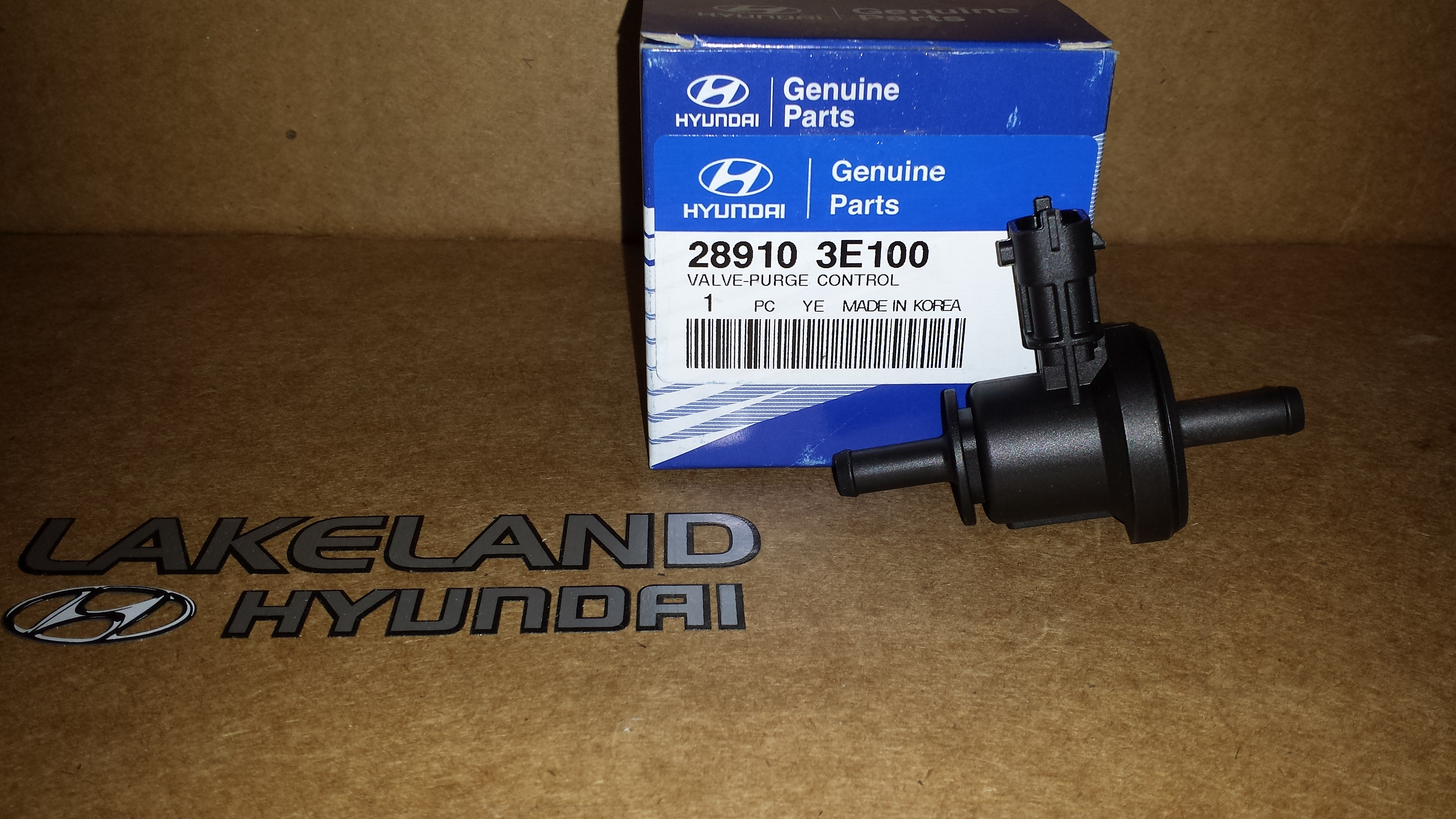 on Hyundai Santa Fe Purge Control Valve Location