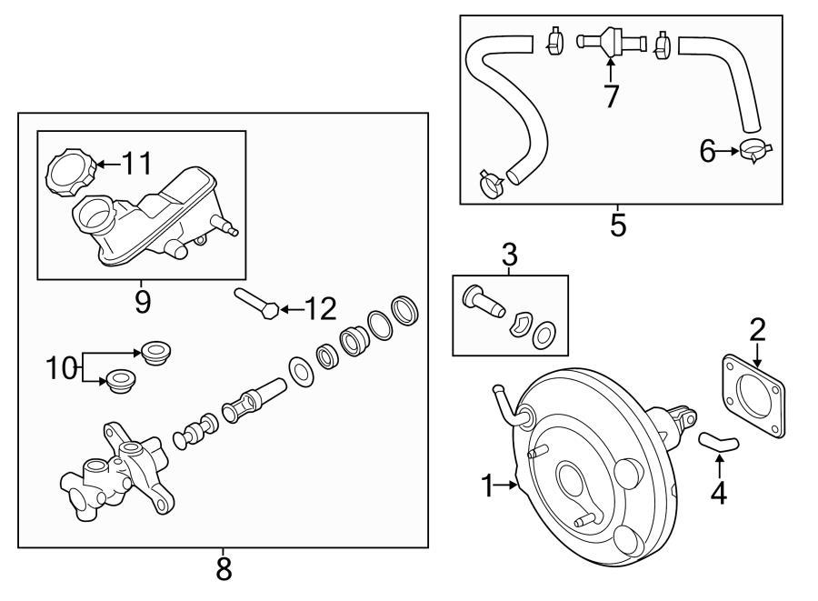 585101r200 - hyundai cylinder assembly