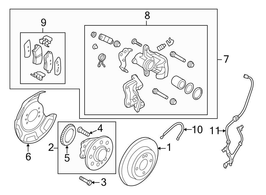 2013 hyundai elantra rear suspension