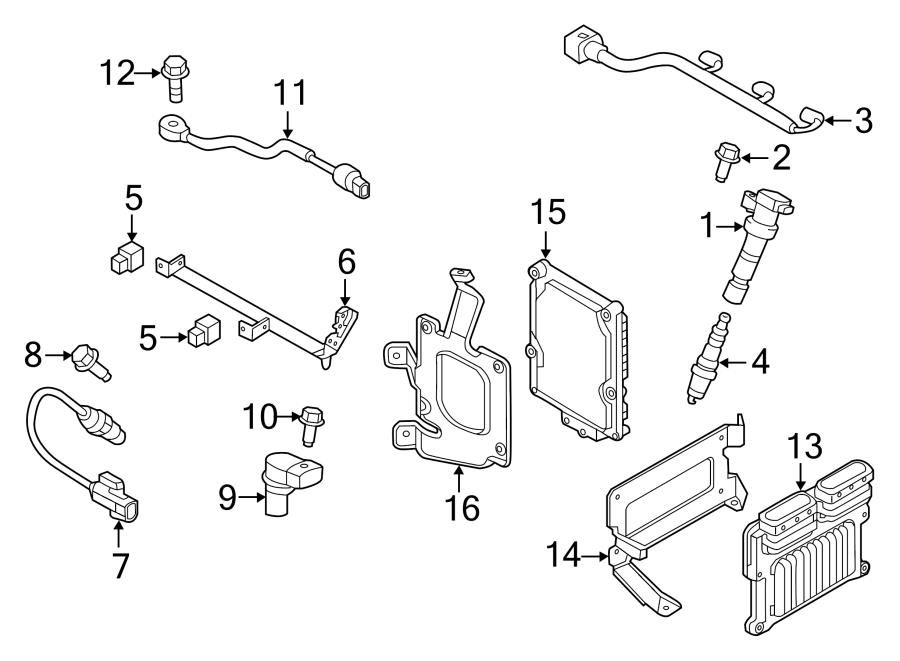 Hyundai Santa Fe Engine Harness  Engine Wiring Harness
