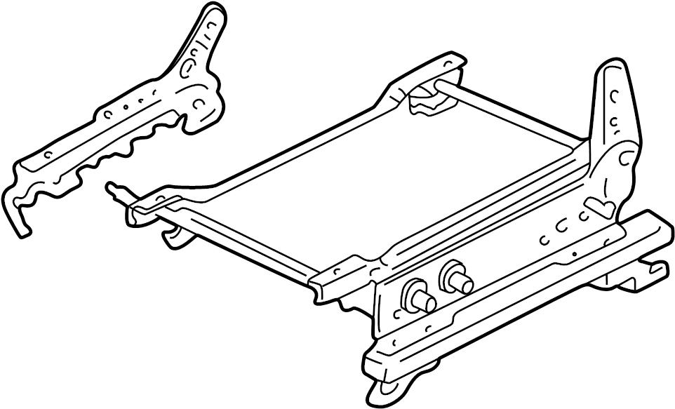 2001 hyundai xg300 front diagrams