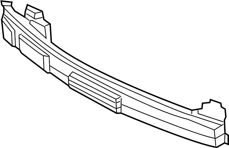 865303l000 - hyundai rail assembly
