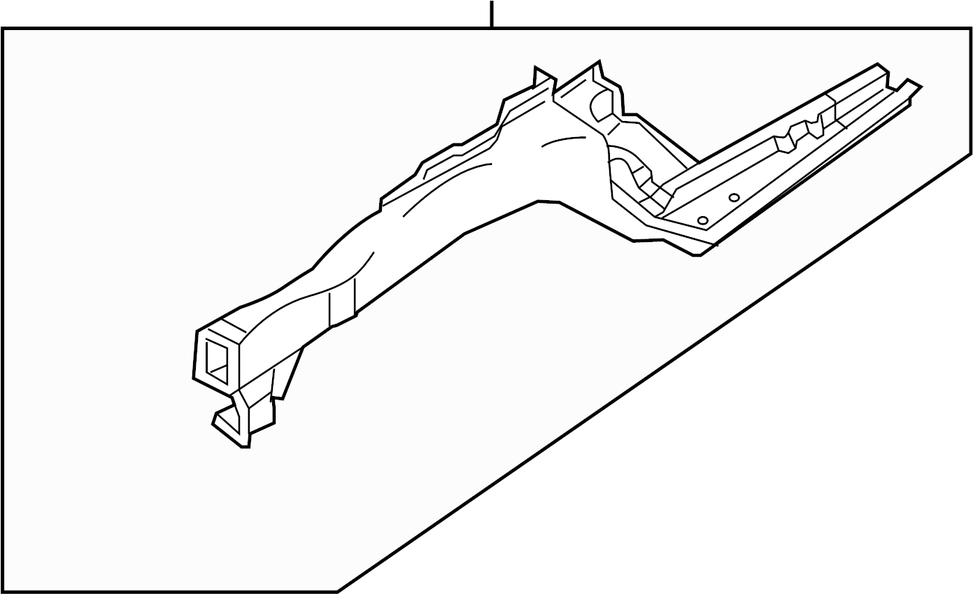 2003 honda accord front bumper diagram