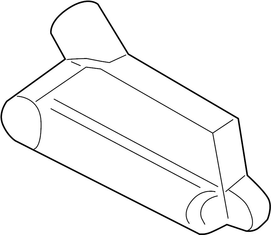 925021h500 - hyundai license  lamp  assembly