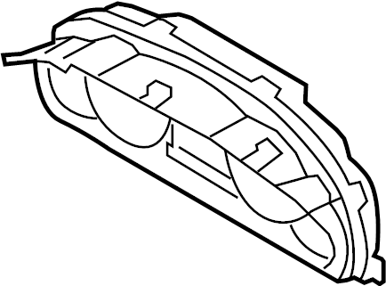 Pontiac Sunfire Radiator together with 2004 Lexus Rx300 Exhaust System Diagram additionally Location Of Thermostat 1997 Pontiac Grand Am furthermore 2008 Chevrolet Malibu Wiring Diagram also 1992 Chevy Camaro Rs Cooling Fan Diagram. on chevy cavalier catalytic converter diagram