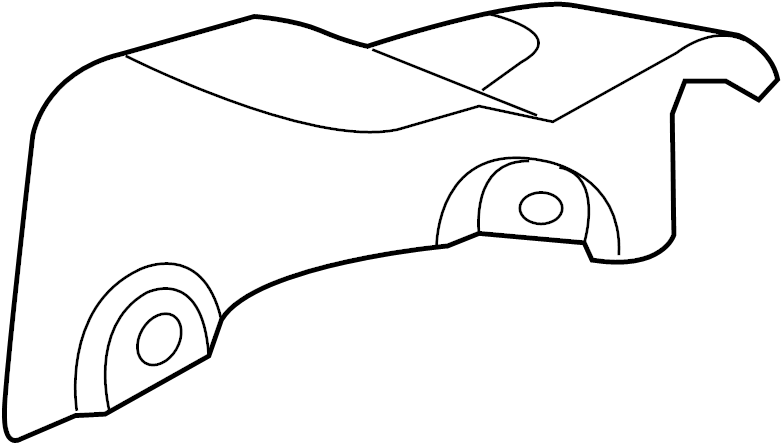 285262c600 Hyundai Protector Heat Catalytic
