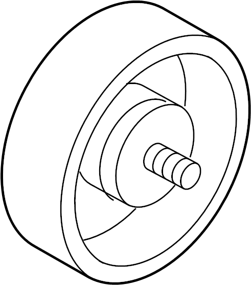 Diagram For A Serpentine Belt On A 2005 Hyundai Tucson Fixya