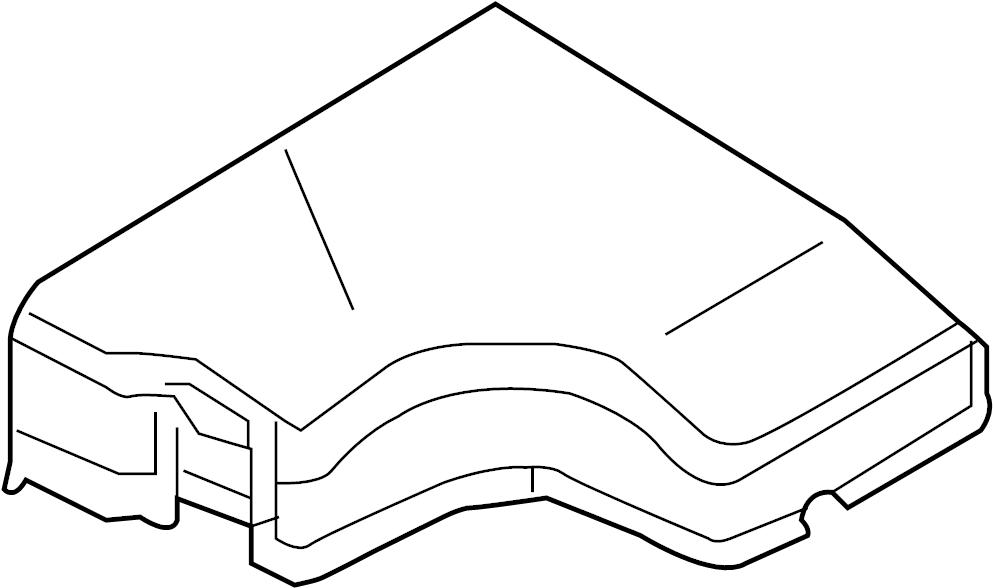 919412v220 - hyundai upper cover  r junction box  fuse