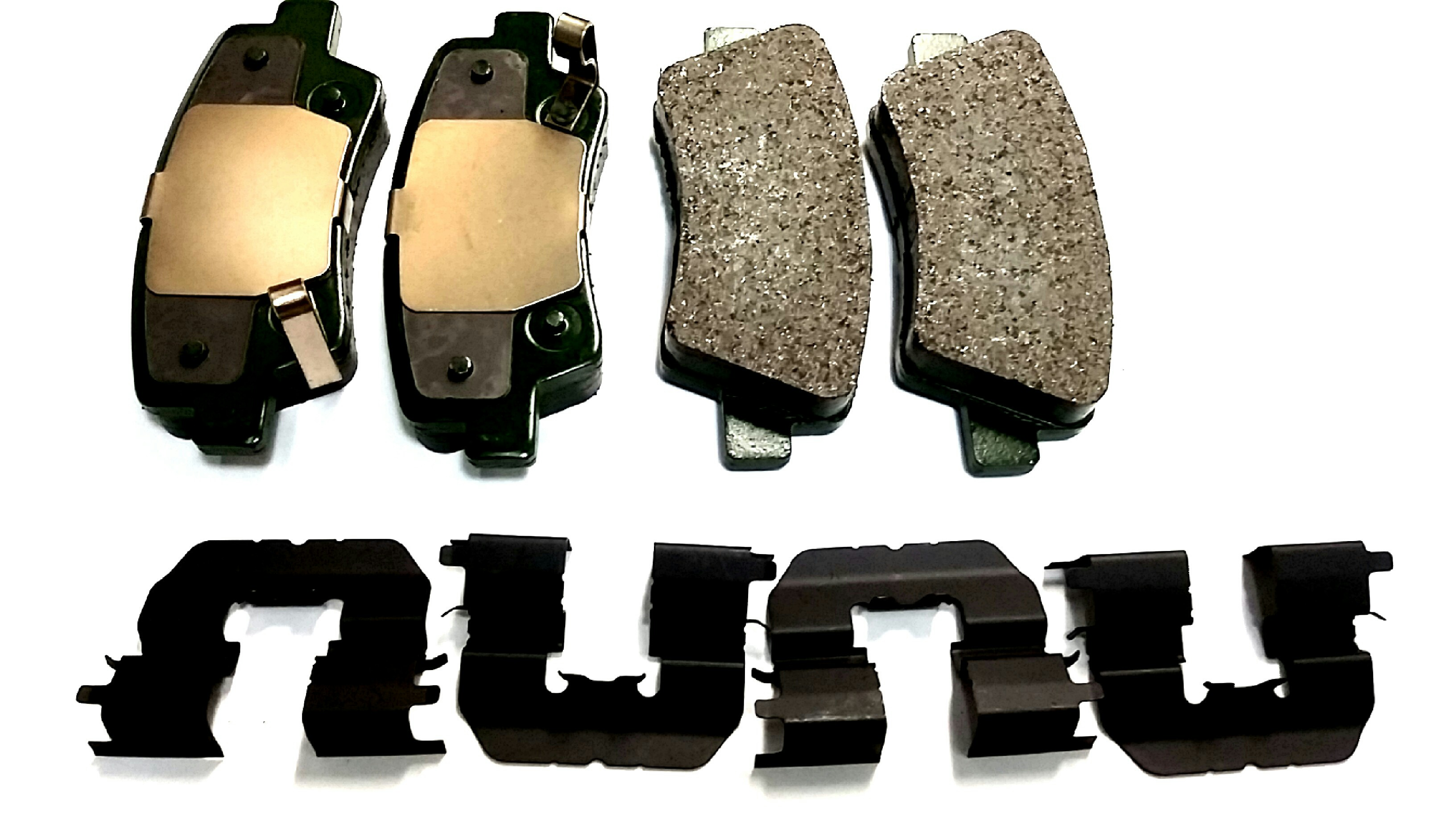 2011 Hyundai Sonata Pad Kit Rear Rear Rr Disc Brake